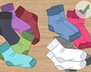 جوراب هاتون رو به سادگی ساماندهی کنید