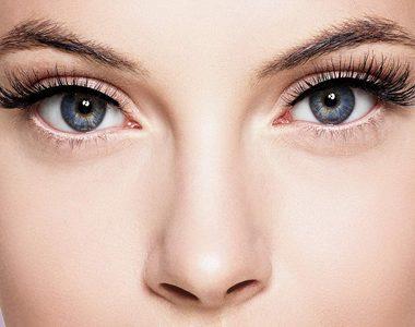 راههایی برای درشتی بیشتر چشم ها