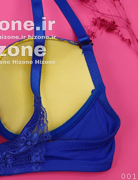 Untitled 10 9 - سوتین تک اسفنجی مدل بریتنی اسپیرز (آبی)