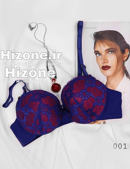Untitled 3 11 - سوتین تک اسفنجی مدل بریتنی اسپیرز (سرمه ای)