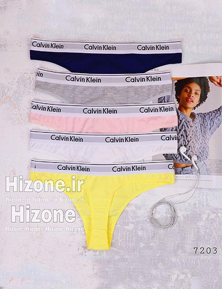 شورت بک لس مدل کلوین کلین (CK)