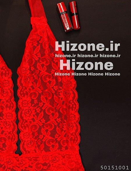 لباس خواب مدل شهناز (قرمز)
