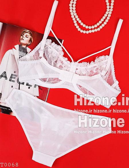 ست لباس زیر مدل سفید برفی
