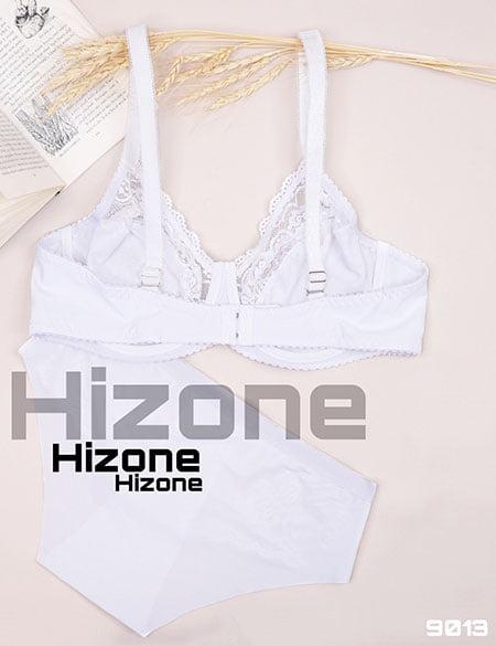 ست لباس زیر مدل کالیفرنیا (سفید)
