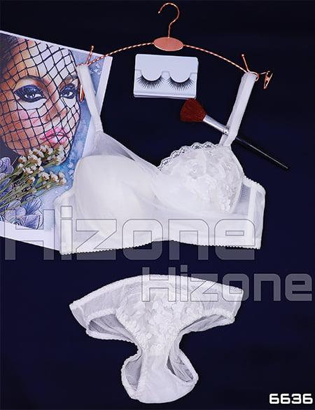 ست لباس زیر زنانه مدل عروس