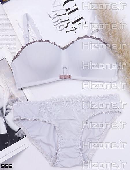 ست لباس زیر اسفنجی مدل سامانتا (توسی)